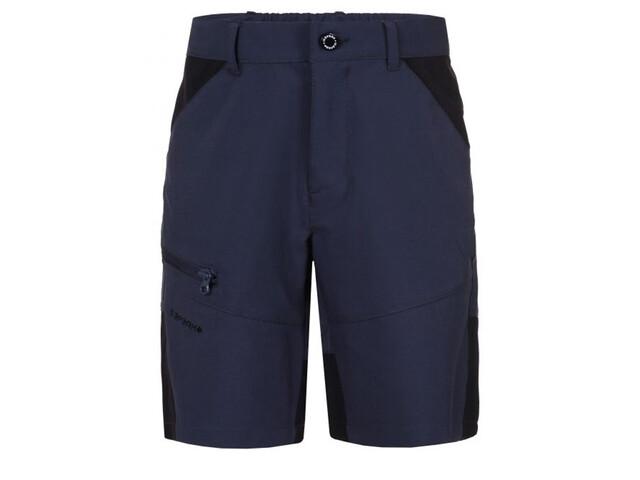 Icepeak Travon Pantalones cortos Niños, lead-grey